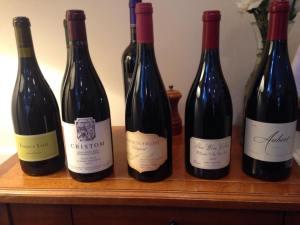 Pinot Lineup