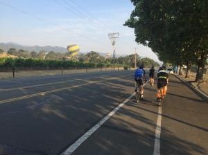 bikes & balloons