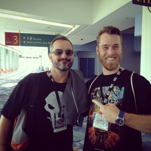 AHHHH Chris Metzen!