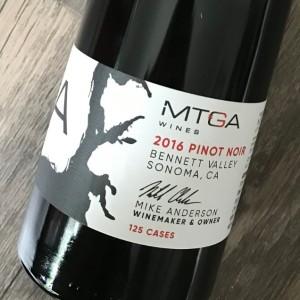 2016 Pinot